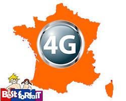 actualité : Le point sur la 4G Orange