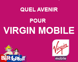 actualité : Virgin mobile courtisé